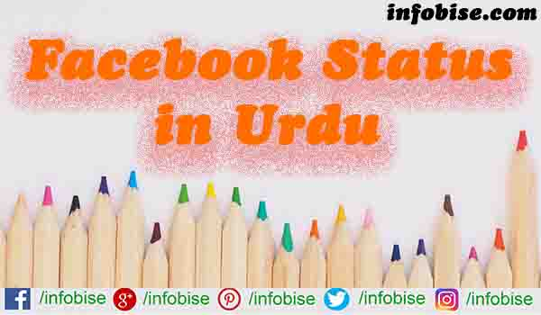 Photo of 60 Awesome Facebook Status in Urdu/Hindi